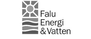 Falu Energi och Vatten logo